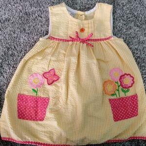 Samantha Says girl dress